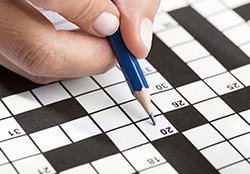 Greek Mythology Crossword