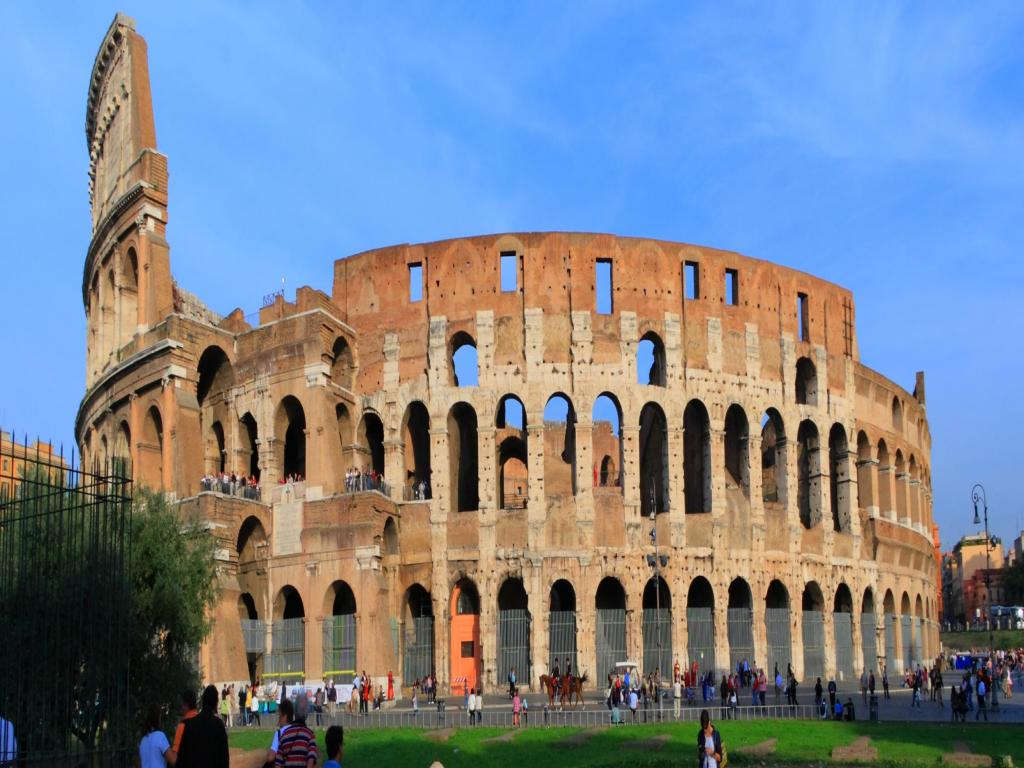 The Colosseum Sliding Puzzle
