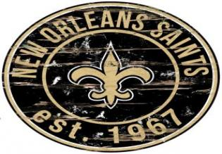 New Orleans Saints Jigsaw