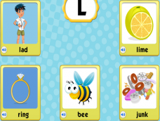 Lad Lime Ring Bee Junk