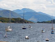 View From Ullapool, Wester Ross, Scotland