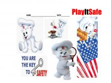 Safety Jigsaw Puzzle November