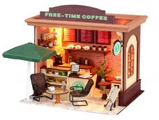 Coffee Shop Jigsaw Game