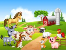 Farm Animals Ii