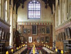 Christ Church College Dining Room