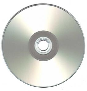 Backup Medium: CD & DVD