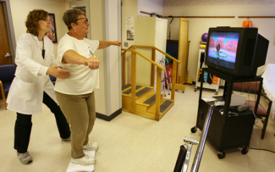 Technology In Rehab
