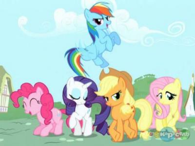 my little pony friendship in magic