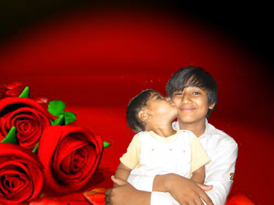 Sameer and Aliza