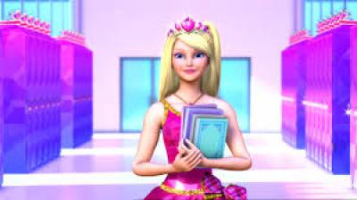 BARBIE IN SHARM SCHOOL