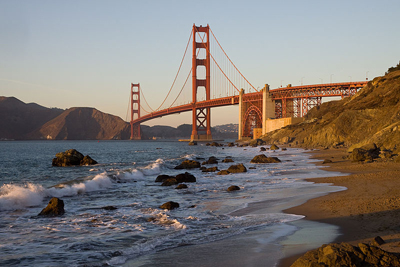 Golden Gate…