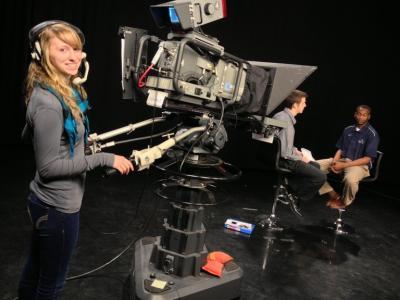 televizijska kamera
