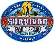 Survivor: Game Changers (logo)