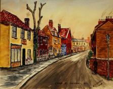 Crown Street, Dagenham, 1914