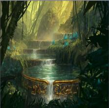 Se7en Seas: Lost City Of Gold Sliding Puzzle