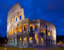 Colosseum Sliding Puzzle