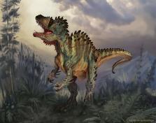 Dino Slider Immunity Challenge