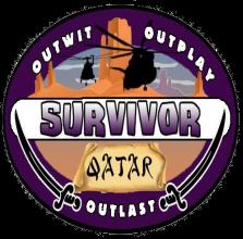 Survivor Qatar Logo Slide Puzzle