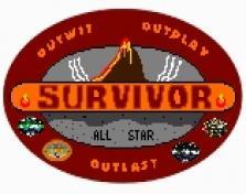 Logo Survivor All Stars : Samoa Islands