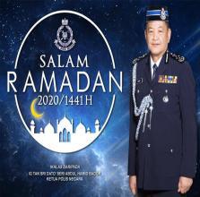 Salam Ramadan 2020/1441h Kpn