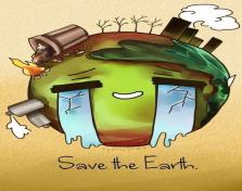 Save The Earth Puzzle