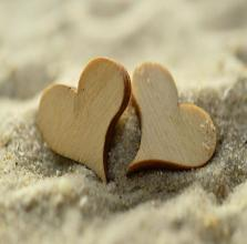 You And Me On The Beach