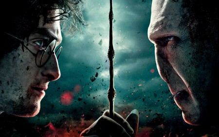 The Final Battle Of Hogwarts - Harry Vs Moldywart
