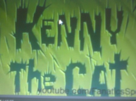 Kenny The Cat