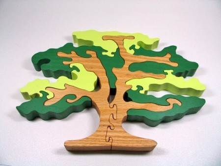 create sliding puzzle