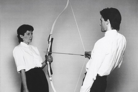 Marina Abramovic - The Story Of Bow And Arrow