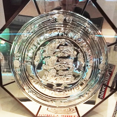 National Football Museum: Guess The Trophy