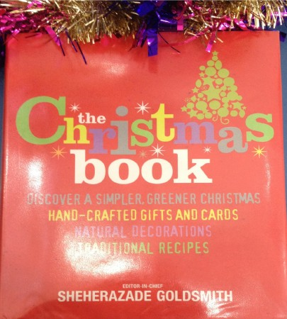 Christmas Book Puzzle