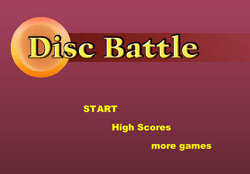 Disc Battle Game