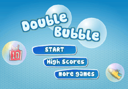 Double Bubble Game