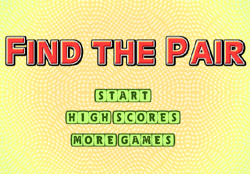 Find the Pair Game