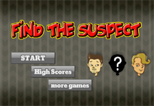 Find the Suspect Game