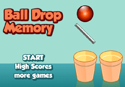 Ball Drop Game
