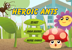 Heroicants Game