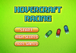 Hovercraft Racing Game