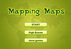 Mapping maps Game