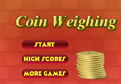 Coin Weighing Game