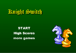 Knight Switch Game