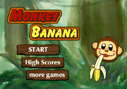 Monkey Banana Game