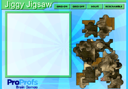 Jiggy Jigsaw Game