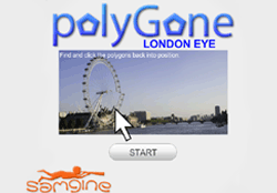 PolyGone: London Eye Game