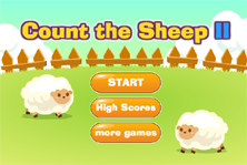 Countsheep2 Game