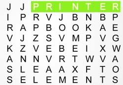 Online Word Search Puzzle Games - ProProfs